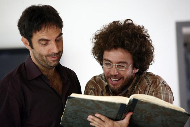 Alessio Boni e Neri Marcoré in Tutti pazzi per amore 2