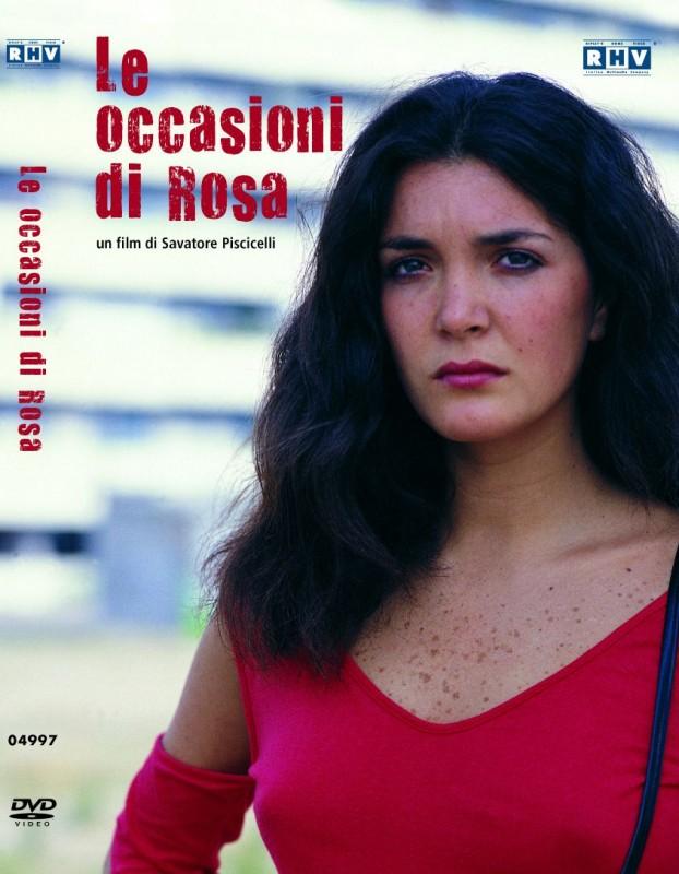 La copertina di Le occasioni di Rosa (dvd)