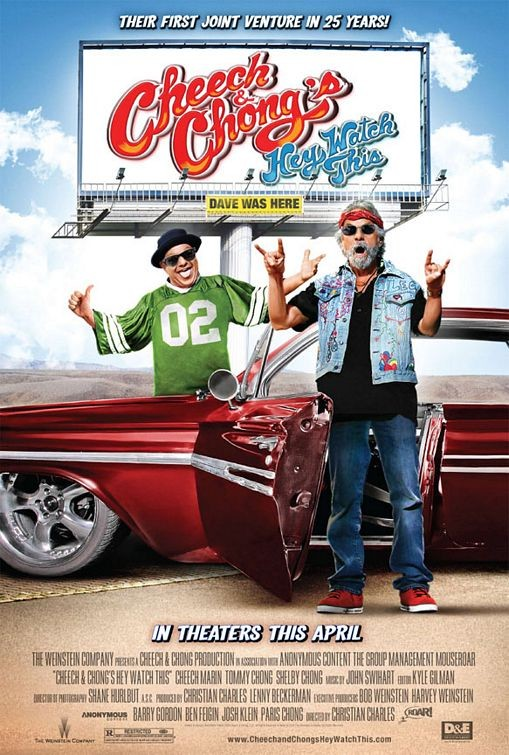 La locandina di Cheech & Chong's Hey Watch This