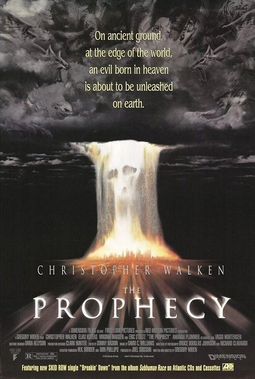 La locandina di L'ultima profezia