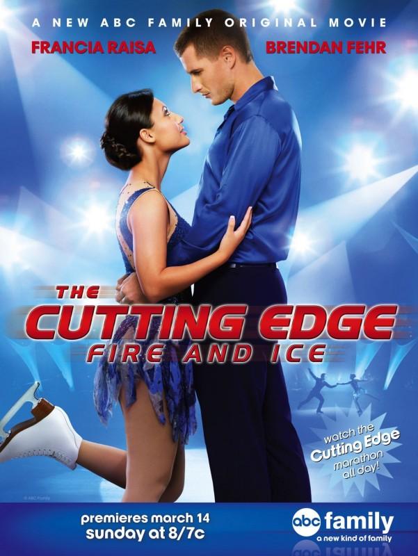 La locandina di The Cutting Edge: Fire & Ice