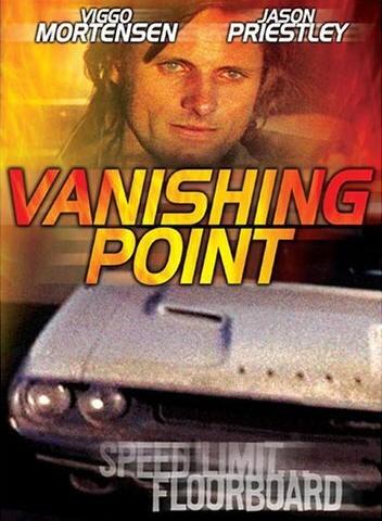 La locandina di Vanishing Point