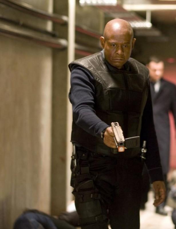 Forest Whitaker in un'immagine del film Repo Men