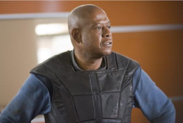 Forest Whitaker in una scena del film Repo Men