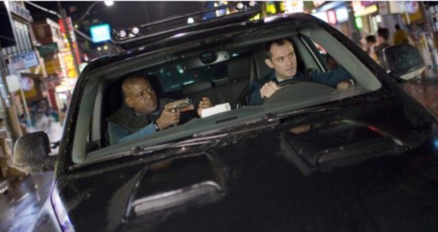 Jude Law e Forest Whitaker in azione nello sci-fi Repo Men