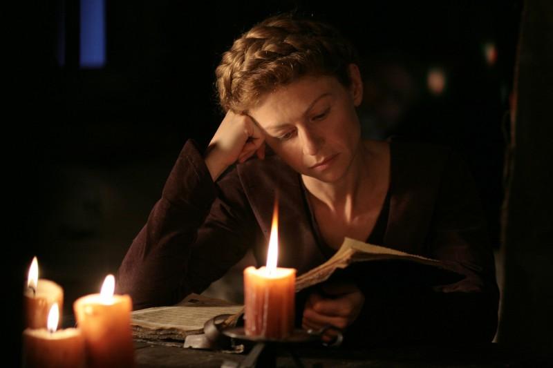 Amanda Sandrelli è la poetessa Cristina nel film Christine Cristina di Stefania Sandrelli