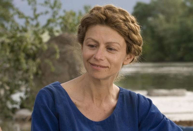 Amanda Sandrelli in una scena del film Christine Cristina