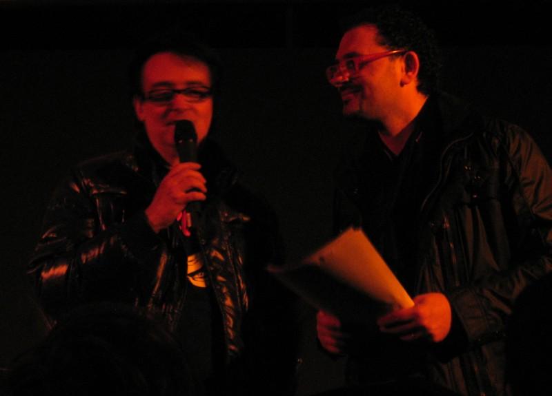 Fantasy Horror Award 2010: Claudio Simonetti