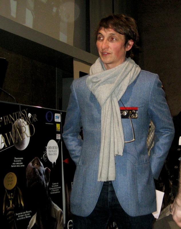 Fantasy Horror Award 2010: il direttore della fotografia Maxime Alexandre