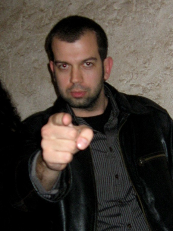 Fantasy Horror Award 2010: il regista Milan Todorovic presenta Zone of the Dead.