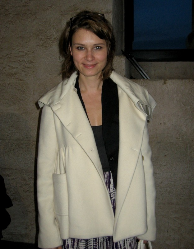Fantasy Horror Award 2010: l'attrice Kristina Klebe presenta Zone of the Dead.
