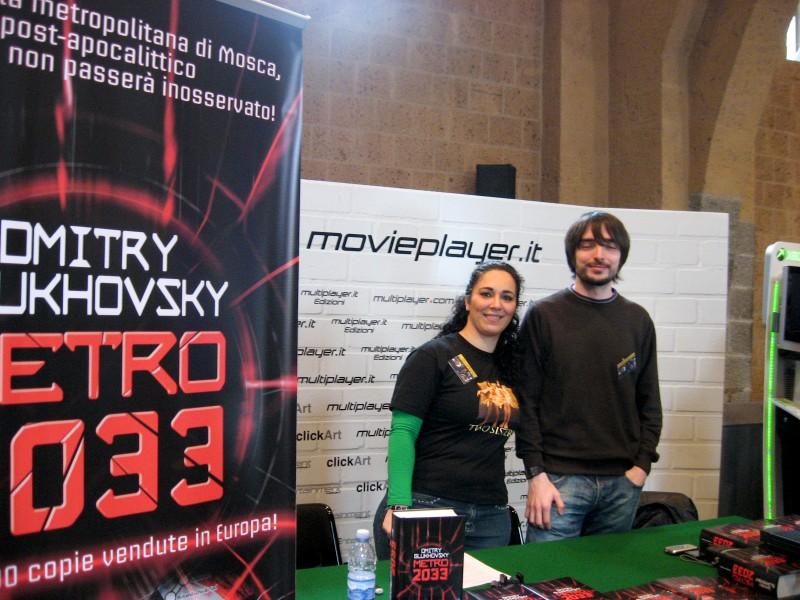 Fantasy Horror Award 2010: lo stand di Movieplayer.it