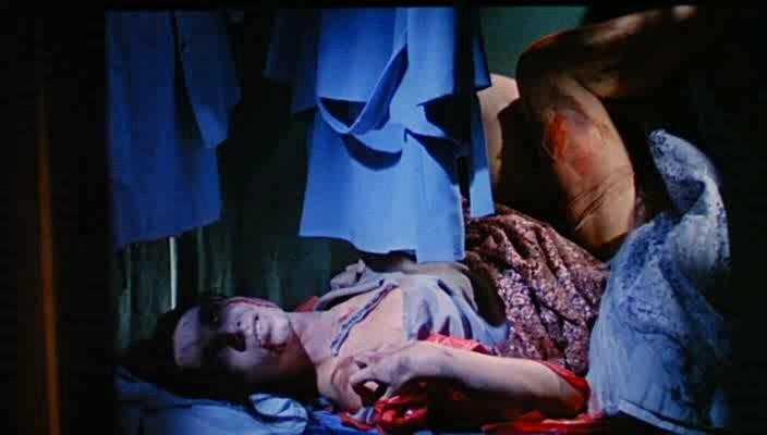 Francesca Ungaro in una scena del film Sei donne per l\'assassino (1964)