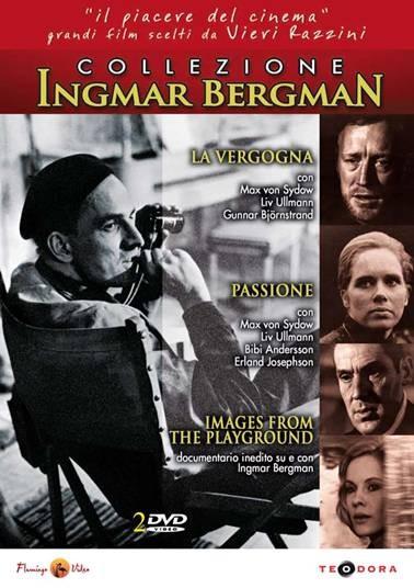 La copertina di Collezione Ingmar Bergman (dvd)