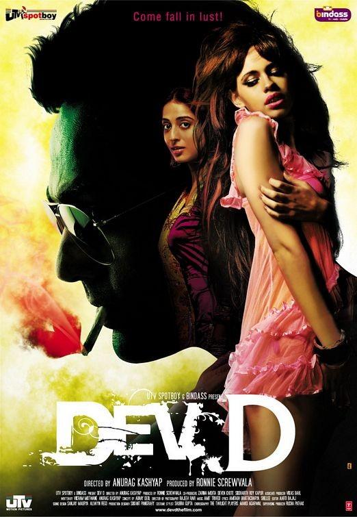 La locandina di Dev.D