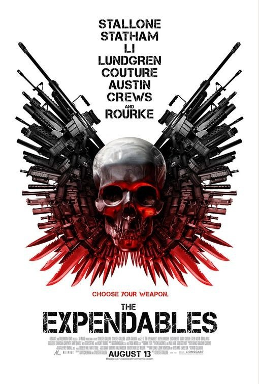 Nuovo poster per The Expendables
