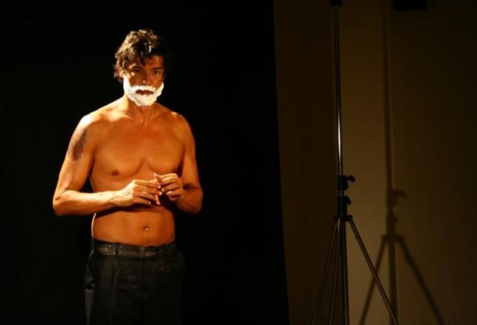 Alessandro Gassman nel film Basilicata Coast to Coast