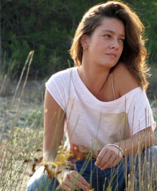 Giovanna Mezzogiorno in un'immagine del film Basilicata Coast to Coast
