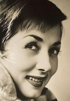 L'attrice Lauretta Masiero.
