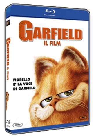 La copertina di Garfield: Il film (blu-ray)
