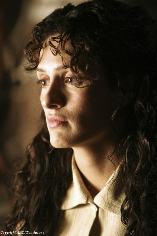 Lost: Mirelly Taylor in una scena dell'episodio Ab Aeterno