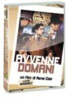 La copertina di Avvenne domani (dvd)