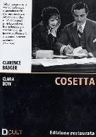La copertina di Cosetta (dvd)