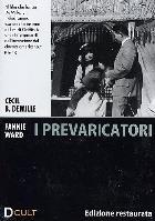 La copertina di I prevaricatori (dvd)