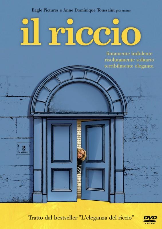 La copertina di Il riccio (dvd)