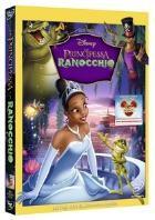La copertina di La principessa e il ranocchio (dvd)