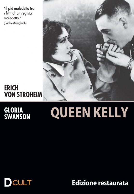 La copertina di Queen Kelly (dvd)