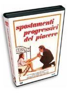 La copertina di Spostamenti progressivi del piacere (dvd)