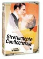 La copertina di Strettamente confidenziale (dvd)