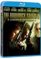 La copertina di The Boondock Saints II - Il giorno di Ognissanti (blu-ray)