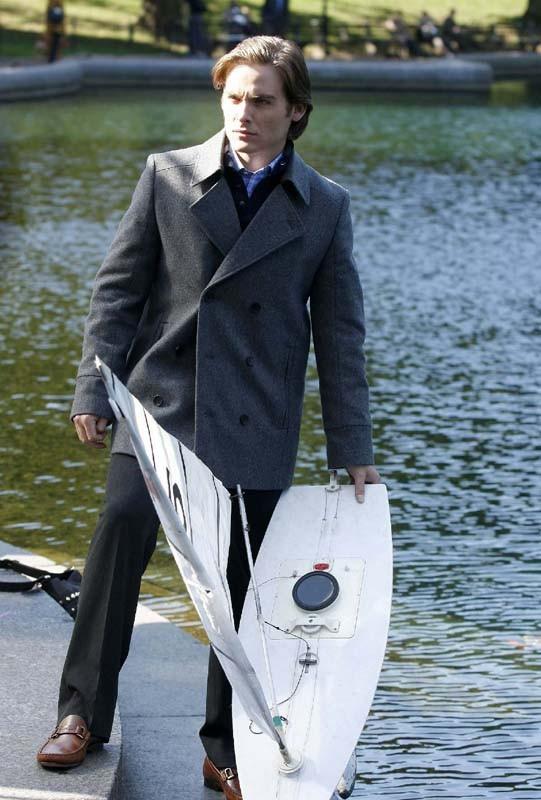 Damien (Kevin Zegers) nell'episodio The Last Days of Disco Stick della stagione 3 di Gossip Girl