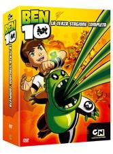 La copertina di Ben 10 - Stagione 3 (dvd)