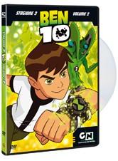 La copertina di Ben 10 - Stagione 3 - Volume 2 (dvd)