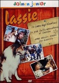 La copertina di Cofanetto Lassie (dvd)