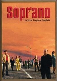 La copertina di I Soprano - Stagione 3 (dvd)