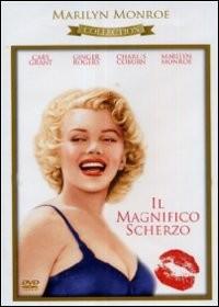 La copertina di Il magnifico scherzo (dvd)