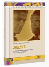 La copertina di Jekyll (dvd)