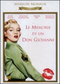 La copertina di Le memorie di un Don Giovanni (dvd)