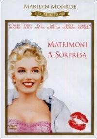 La copertina di Matrimoni a sorpresa (dvd)