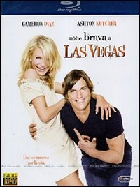 La copertina di Notte brava a Las Vegas (blu-ray)