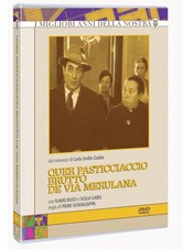 La copertina di Quer pasticciaccio brutto de via Merulana (dvd)