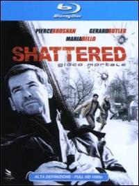 La copertina di Shattered (blu-ray)
