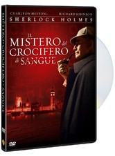 La copertina di Sherlock Holmes e il mistero del crocifero di sangue (dvd)