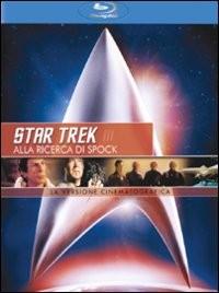 La copertina di Star Trek III: Alla ricerca di Spock (blu-ray)