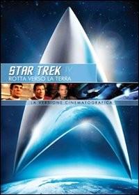 La copertina di Star Trek IV: rotta verso la Terra (dvd)