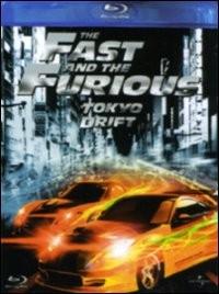 La copertina di The Fast and the Furious: Tokyo Drift (blu-ray)